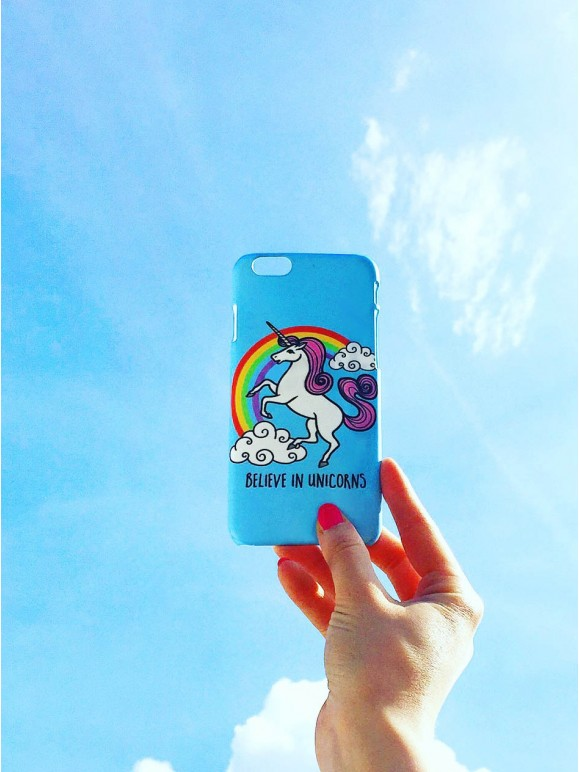 Believe in Unicorns Case