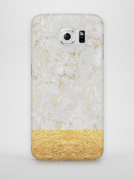Golden Marble Case