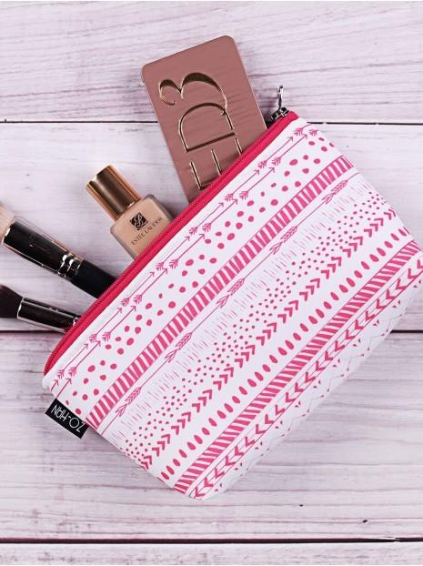 Kosmetyczka Pink Aztec