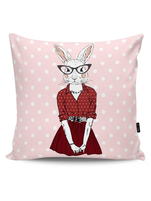 Poduszka Dekoracyjna Bunny