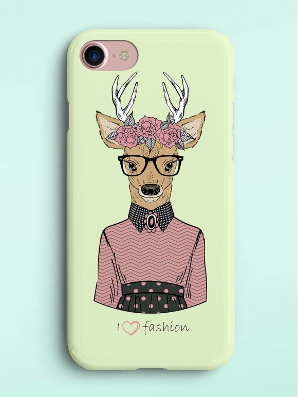 Lovely Deer Case