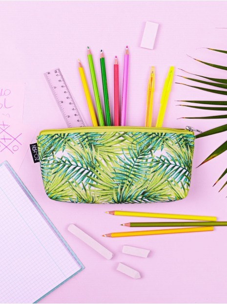 Bright Palms Mix Pencil-case
