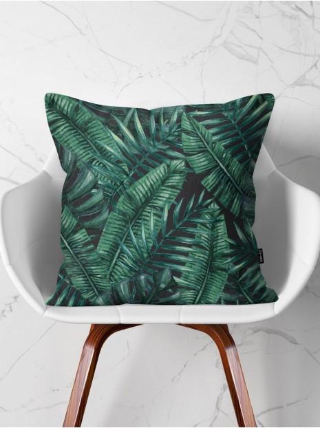 Poduszka Dark Palms