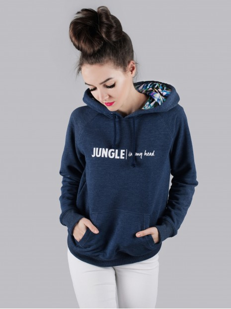 Jungle in my head Sweatshirt