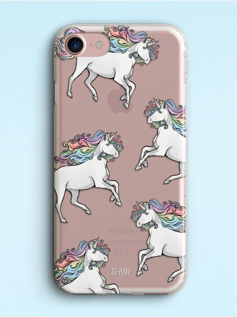 The Last Unicorn - Transparent Case