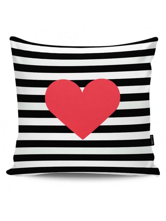 Poduszka Dekoracyjna Red Heart