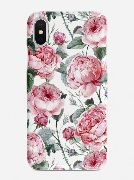 Bigger English Roses Case
