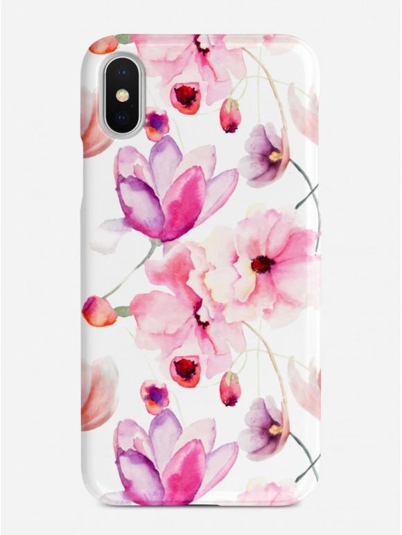 Water Flowers Case
