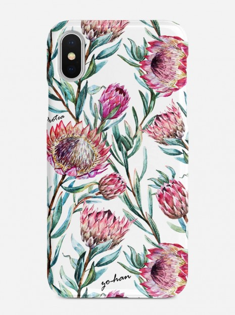Tropical Protea Case