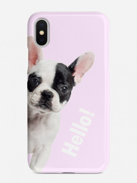 Hello Frenchy Case
