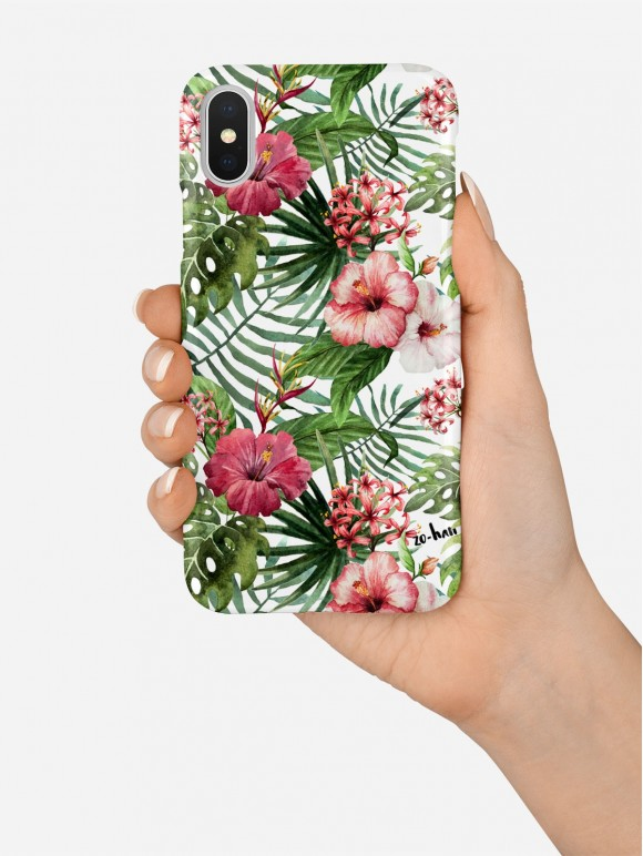 Exotic Flowers Case