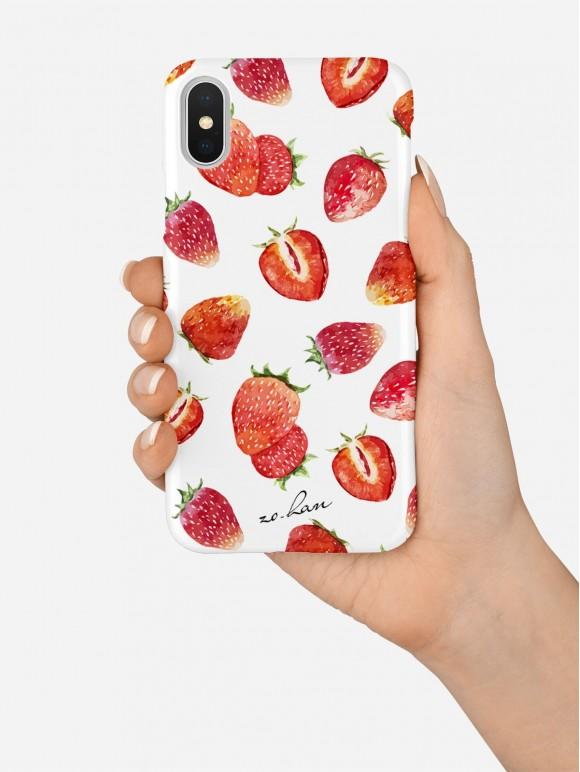 Strawberries Case