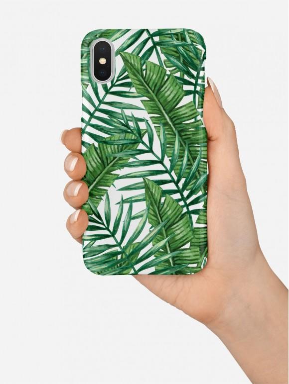 Light Palm Leaves