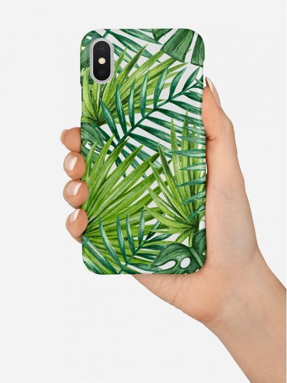 Light Palms Mix Case