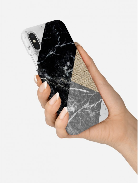 Marble Collage Case