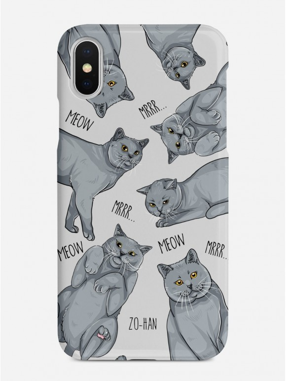 British Cat Lover Case