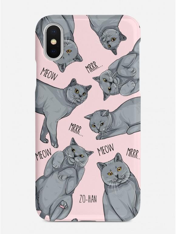 British Cat Lover Case