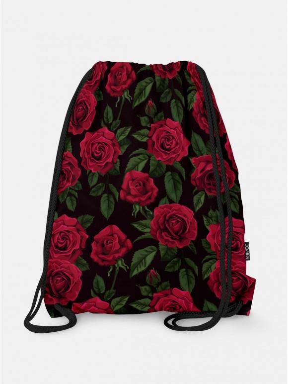 Worek Raspberry Roses