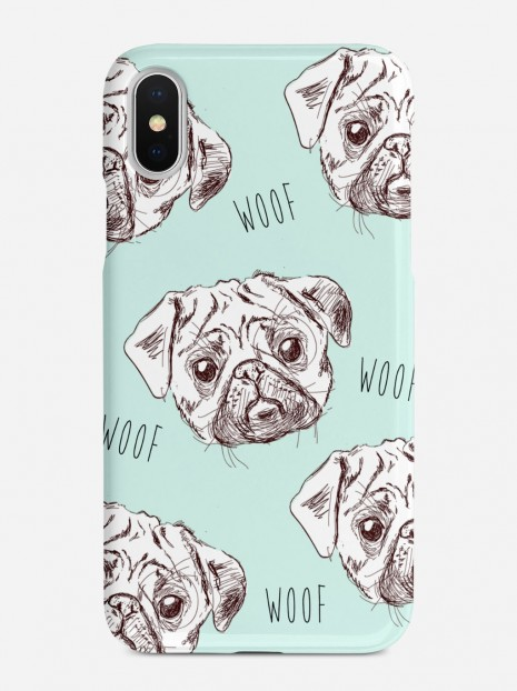 Pugs in Mint Case