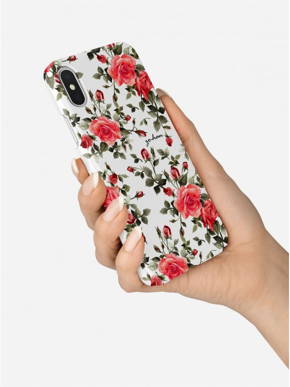 Red roses Case