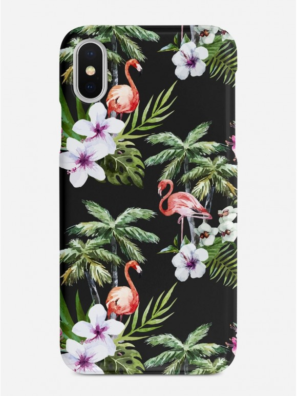 Exotic Flamingos Case
