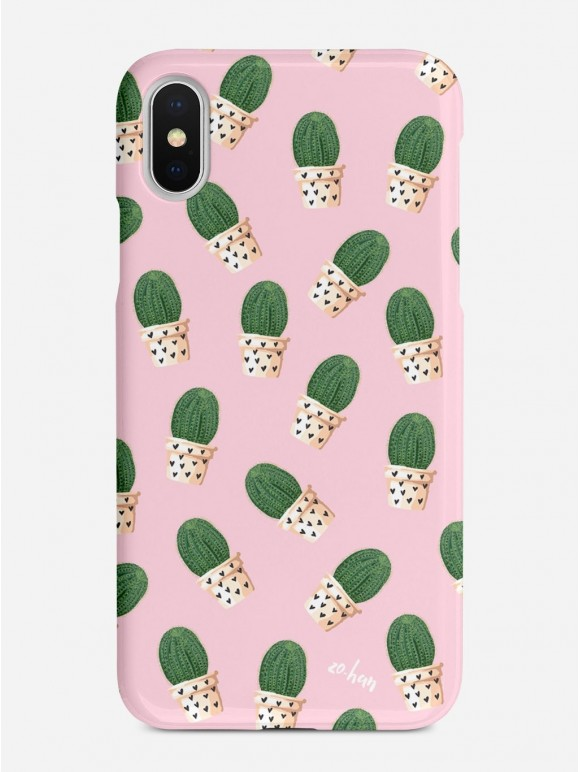 Lovely Cacti Case