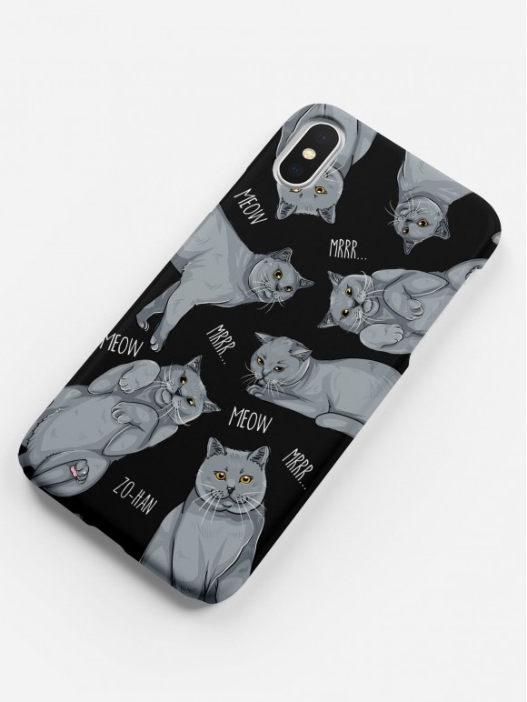 British Cats Lover Case
