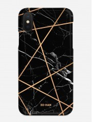 Black & Gold Case