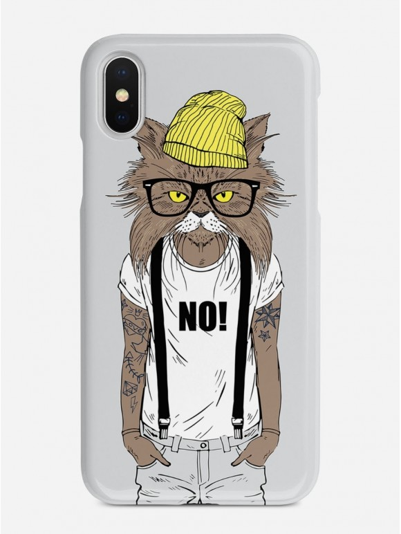 NO! Case