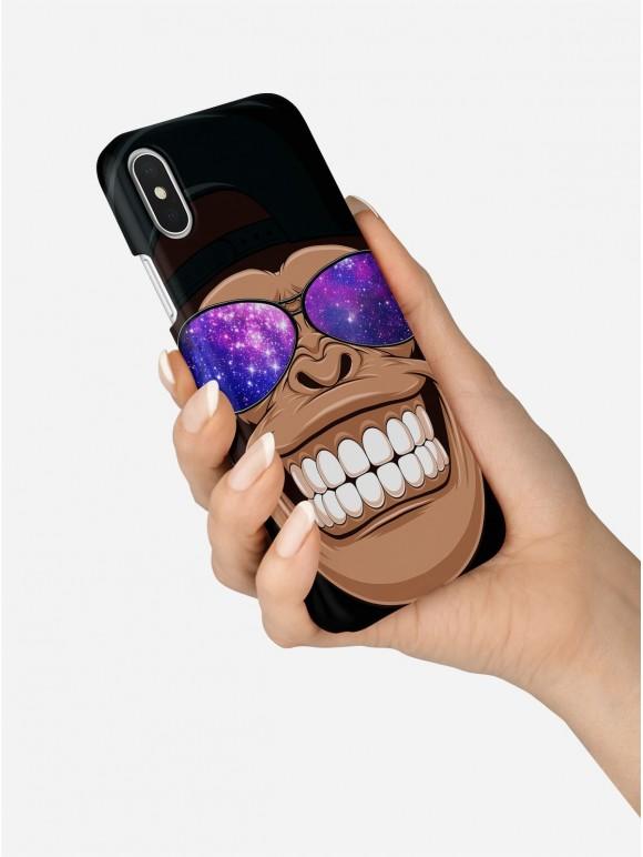 Galaxy Monkey Case