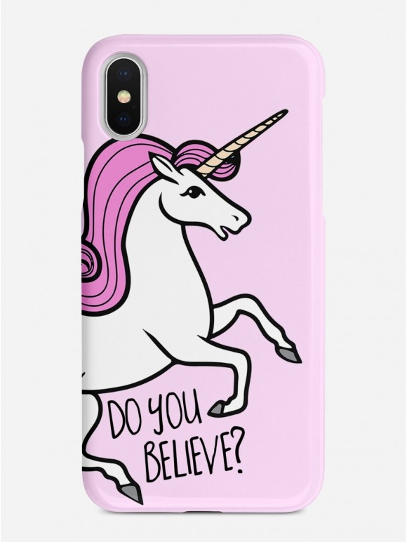 Do you believe?  Case
