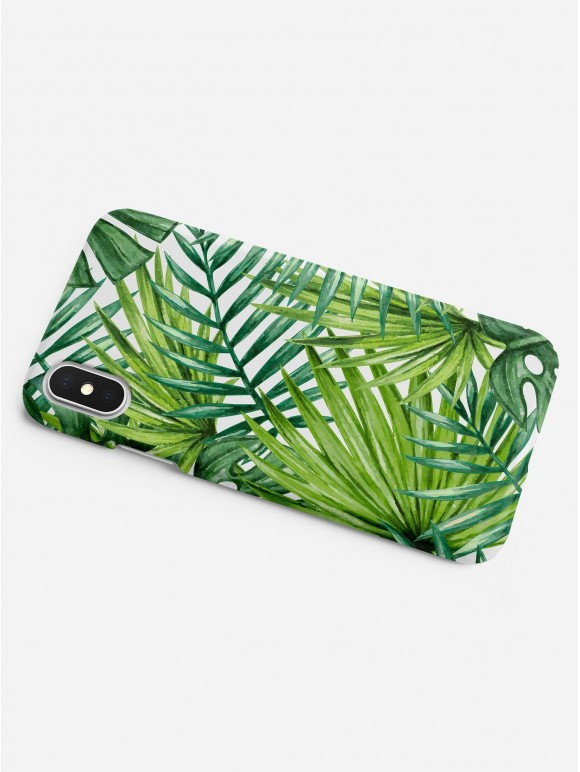 Palm Leaves Case