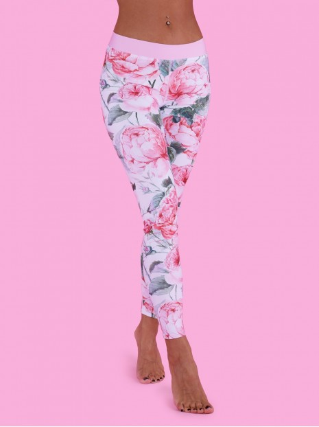 English Roses Leggings
