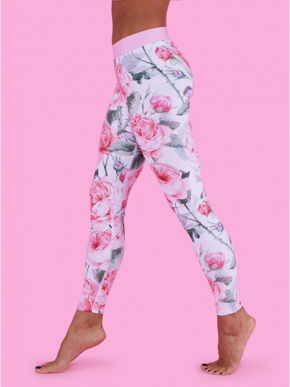 Legginsy English Roses