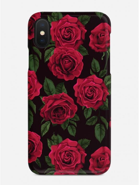 Raspberry Roses Case