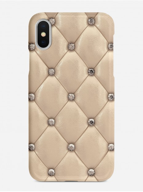 Golden Leather Case