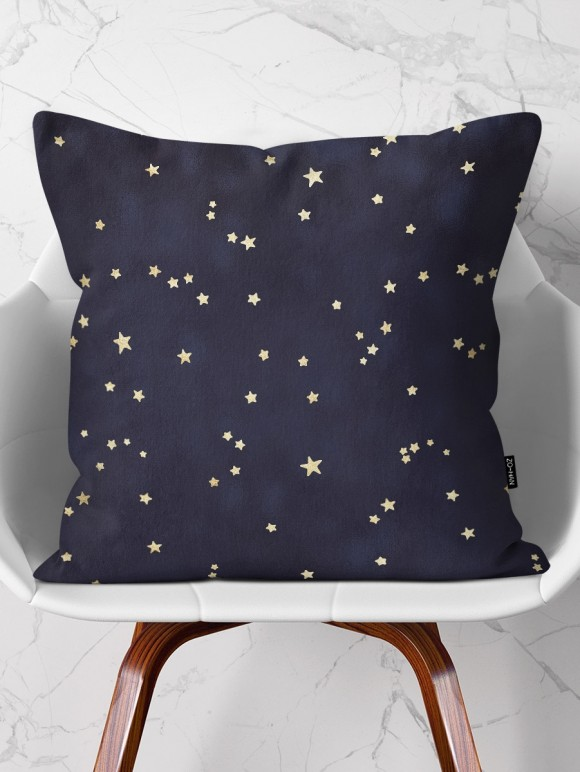 Poduszka Golden Stars