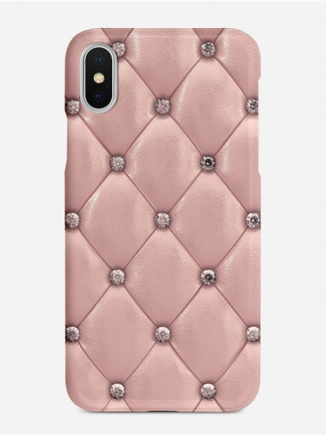 Pink Leather Case