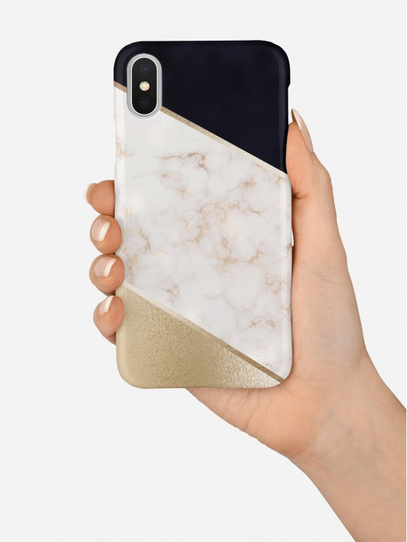 Golden Marble Mix Case