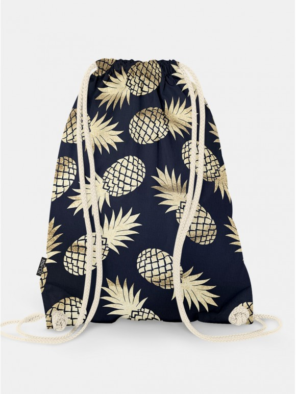Dark Golden Pineapples